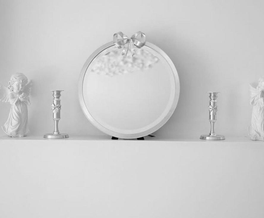 انتخاب آینه و شمعدان عروس